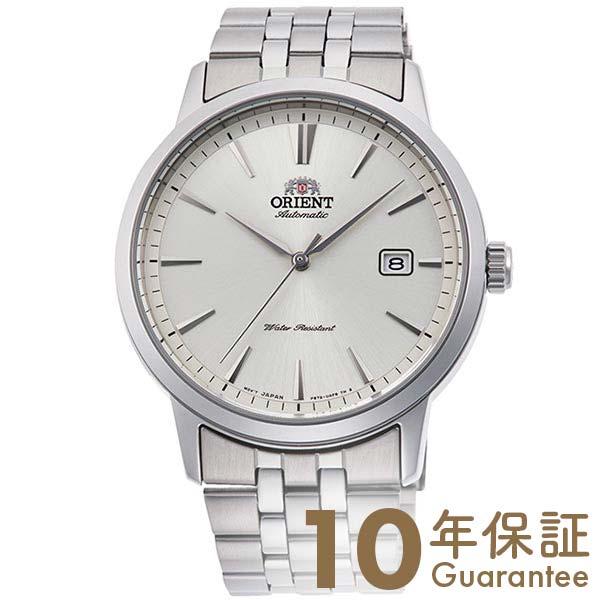 注目の 【店内最大ポイント55倍!】 オリエント 腕時計 機械式 メンズ コンテンポラリー ORIENT RN-AC0F02S シースルーバック メタルバンド 日本製 ホワイト 時計, 此花区 f4d18a54