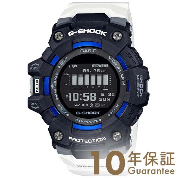 G-SHOCK Gショック 白 メンズ トレーニングログ ジーショック GBD-100-1A7JF カシオ モバイルリンク ワールドタイム CASIO 腕時計 時計