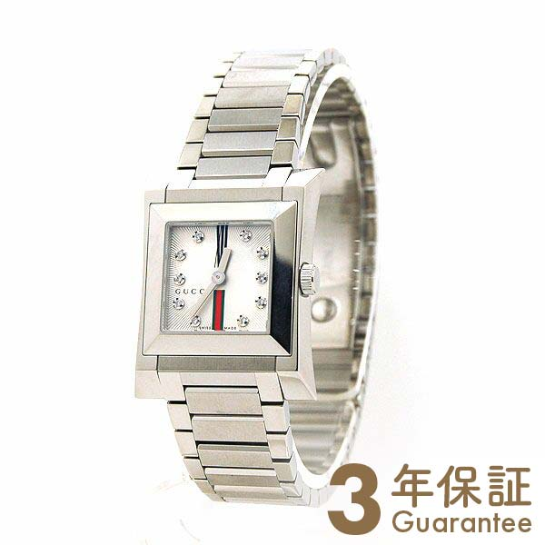 GUCCI [海外輸入品] グッチ GRG 10ポイントダイヤ YA111503 レディース 腕時計 時計