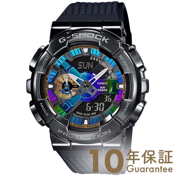 カシオ Gショック G-SHOCK GM-110B-1AJF メンズ(2020年8月28日発売予定)