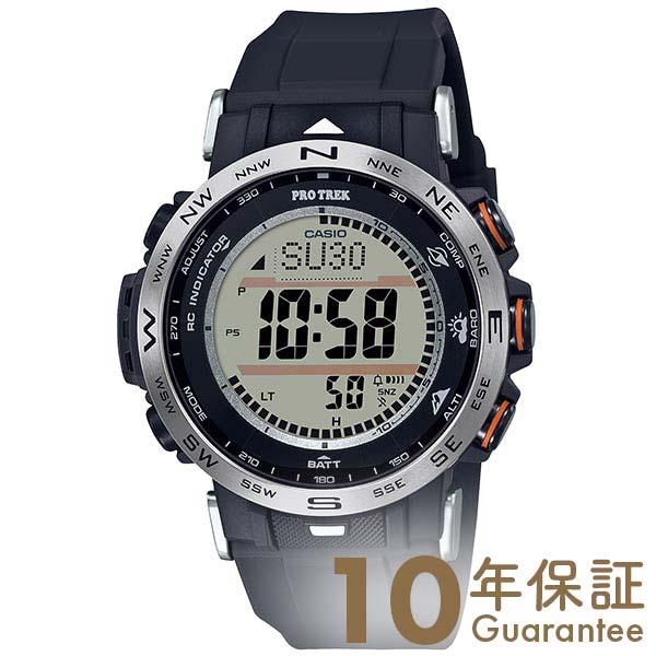 カシオ プロトレック 電波ソーラー 電波 クライマーライン 腕時計 CASIO PROTRECK Climber Line PRW-30-1AJF メンズ タフソーラー ブラック ワールドタイム 高度計 スポーツウォッチ デジタル (2020年8月28日発売予定)