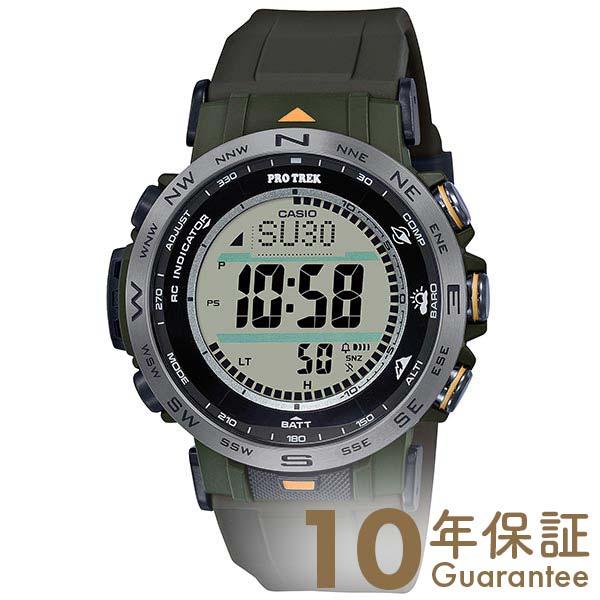 カシオ プロトレック 電波ソーラー 電波 クライマーライン 腕時計 CASIO PROTRECK Climber Line PRW-30Y-3JF メンズ タフソーラー グリーン ワールドタイム 高度計 スポーツウォッチ デジタル (2020年8月28日発売予定)