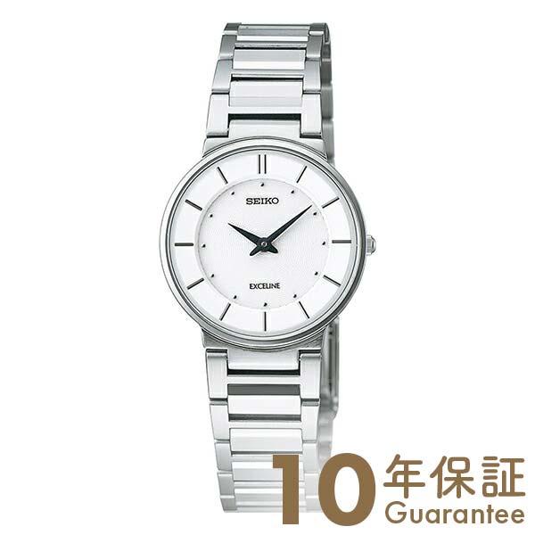 セイコー ドルチェ&エクセリーヌ DOLCE&EXCELINE SWDL147 [正規品] レディース 腕時計 時計【24回金利0%】【あす楽】