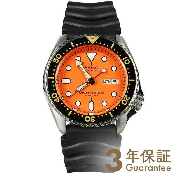 DIVERS [海外輸入品] セイコー逆輸入モデル ダイバーズ 200m防水 機械式(自動巻き) SKX011J メンズ 腕時計 時計