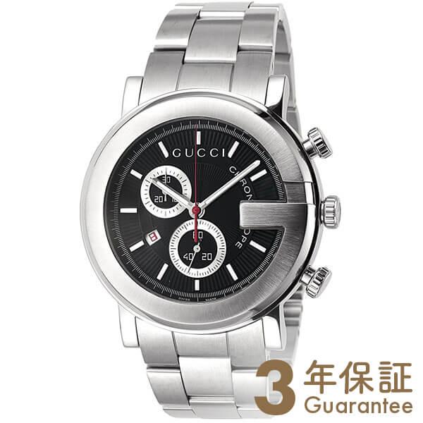 【ポイント最大23倍!1/16 1:59まで】GUCCI グッチ 101シリーズ M Gフェイス クロノグラフ YA101309 [輸入品] メンズ 腕時計 時計