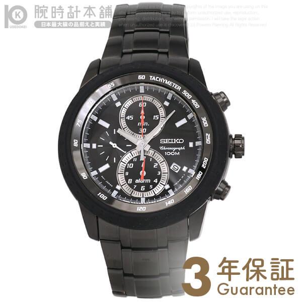 CHRONOGRAPH [海外輸入品] セイコー 逆輸入モデル クロノグラフ クロノグラフ アラーム機能 100m防水 SNAB53P1 メンズ 腕時計 時計
