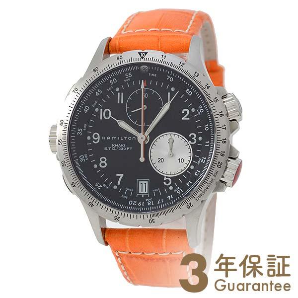 【エントリーでポイントアップ!11日1:59まで!】 HAMILTON [海外輸入品] ハミルトン カーキ アビエイションETO H77612933 メンズ 腕時計 時計