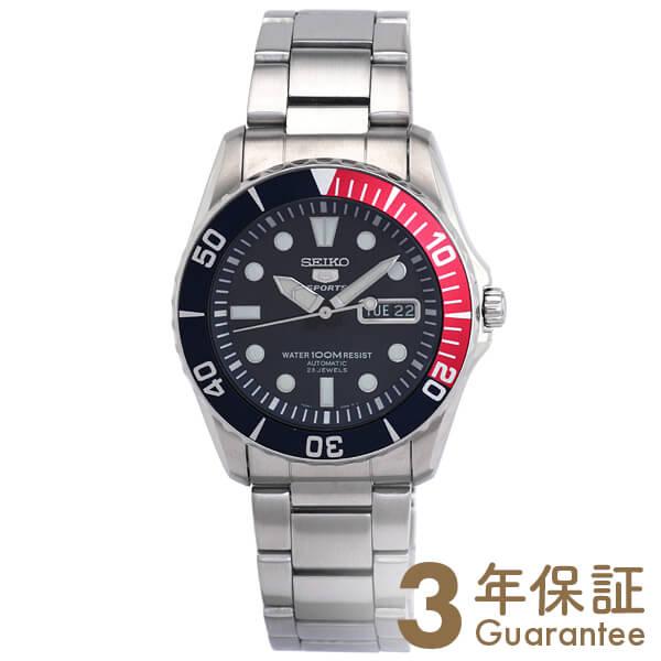 SEIKO5 [海外輸入品] セイコー5 逆輸入モデル 5スポーツ 日本未発売 100m防水 機械式(自動巻き) SNZF15K1 メンズ 腕時計 時計