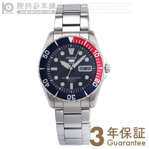 SEIKO5 [海外輸入品] セイコー5 逆輸入モデル 5スポーツ 100m防水 機械式(自動巻き) SNZF15J1 メンズ 腕時計 時計