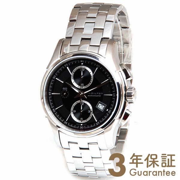 【ポイント最大23倍!1/16 1:59まで】HAMILTON [海外輸入品] ハミルトン ジャズマスター クロノオート H32616133 メンズ 腕時計 時計