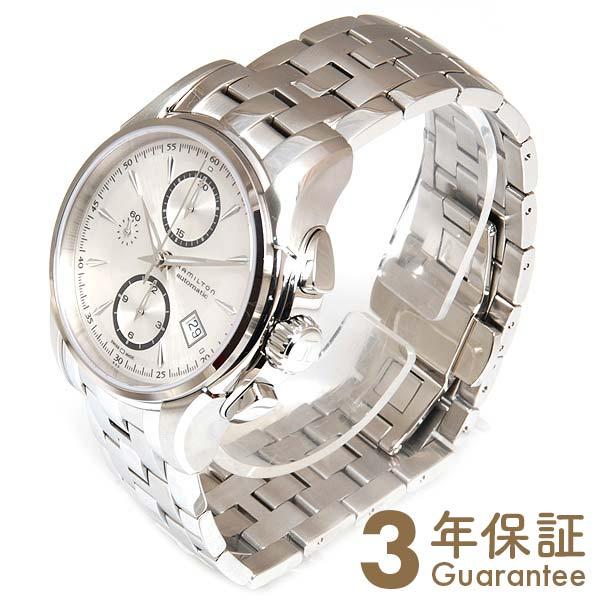 【29日は店内最大ポイント39倍!】 HAMILTON [海外輸入品] ハミルトン ジャズマスター クロノオート クロノグラフ H32616153 メンズ 腕時計 時計