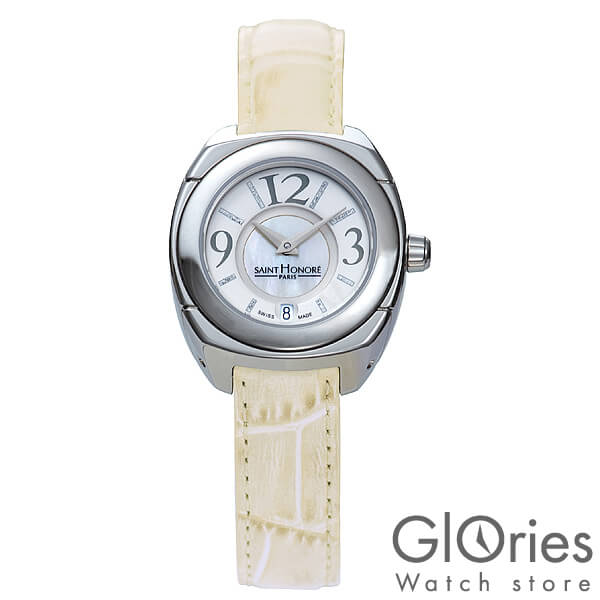 SAINTHONORE [国内正規品] サントノーレ HAUSSMANCLASSIC 7420601BYPN レディース 腕時計 時計【あす楽】