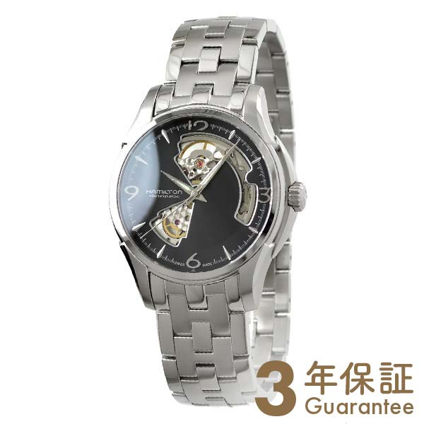HAMILTON [海外輸入品] ハミルトン ジャズマスター オープンハート H32565135 メンズ 腕時計 時計【あす楽】