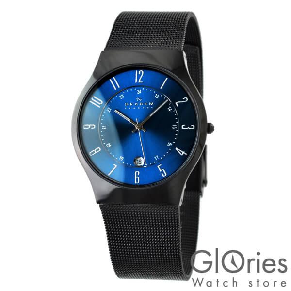 SKAGEN [海外輸入品] スカーゲン チタニウム デイト T233XLTMN メンズ 腕時計 時計【あす楽】