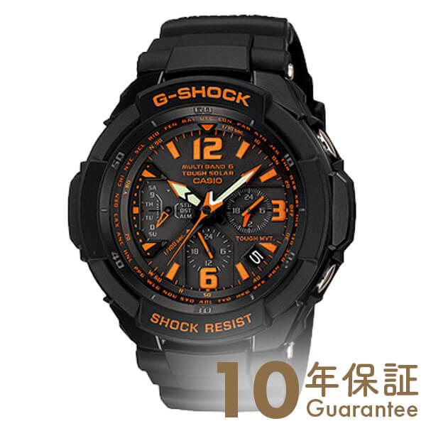 【2000円割引クーポン 4月9日 20:00~4月16日 01:59 & ポイント最大45倍】カシオ Gショック G-SHOCK グラビティマスター 世界6局対応 パイロット ソーラー電波 GW-3000B-1AJF [正規品] メンズ 腕時計 時計