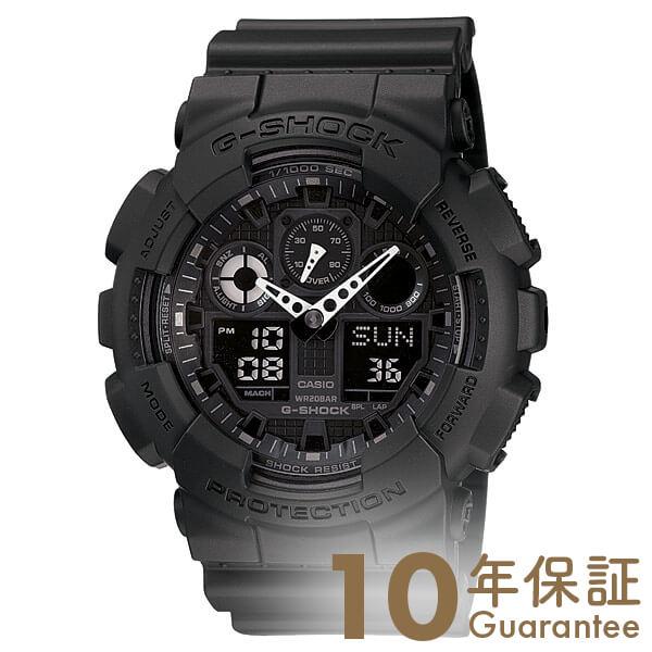カシオ Gショック G-SHOCK STANDARD GA-100-1A1JF [正規品] メンズ 腕時計 時計(予約受付中)