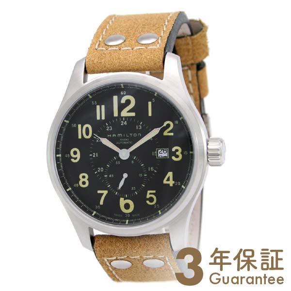 【29日は店内最大ポイント39倍!】 HAMILTON [海外輸入品] ハミルトン カーキ フィールドオフィサーオート H70655733 メンズ 腕時計 時計