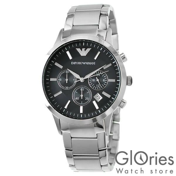 EMPORIOARMANI [海外輸入品] エンポリオアルマーニ クロノグラフ クロノグラフ AR2434 メンズ 腕時計 時計