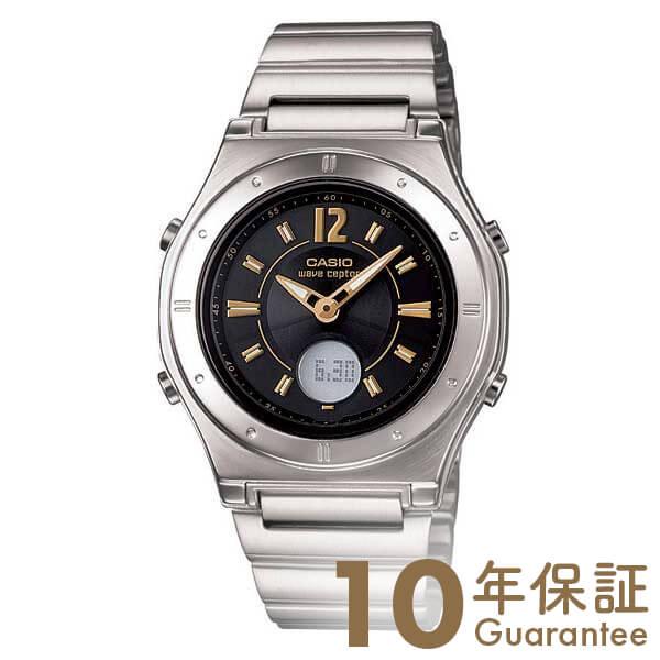 カシオ ウェーブセプター WAVECEPTOR ソーラー電波 LWA-M141D-1AJF [正規品] レディース 腕時計 時計(予約受付中)(予約受付中)