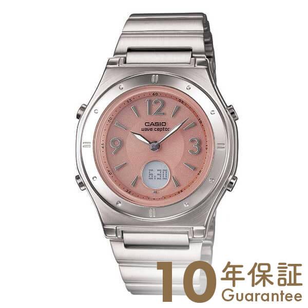 カシオ ウェーブセプター WAVECEPTOR ソーラー電波 LWA-M141D-4AJF [正規品] レディース 腕時計 時計(予約受付中)