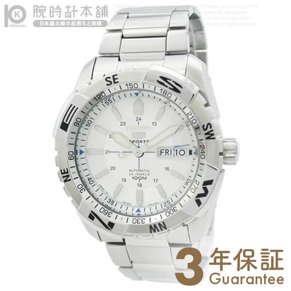 SEIKO5 [海外輸入品] セイコー5 逆輸入モデル 5スポーツ ダイバーズウォッチ 100m防水 機械式(自動巻き) SNZJ03J1 メンズ 腕時計 時計【あす楽】