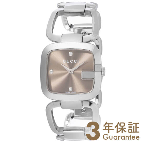 4b2ce29200f Glories Watch store   2% OFF COUPON GUCCI  overseas import goods  Gucci G  collection YA125503 Lady s watch clock