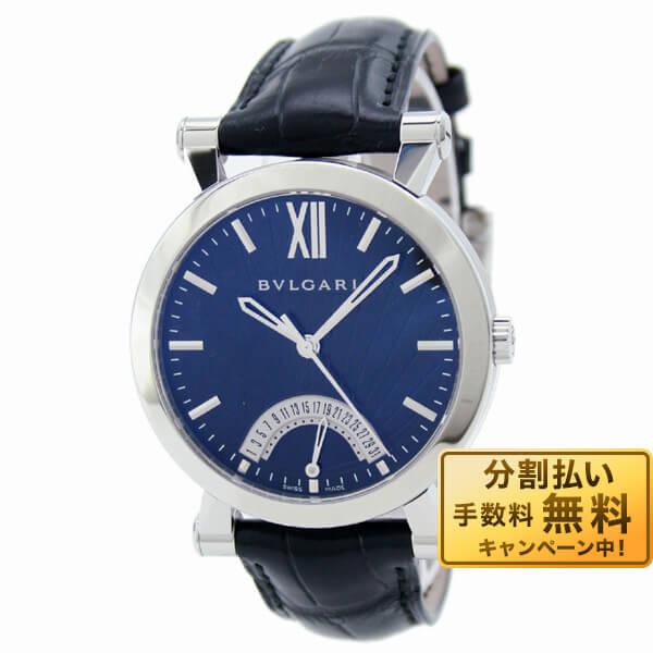BVLGARI [海外輸入品] ブルガリ ソティリオ SB42BSLDR メンズ 腕時計 時計