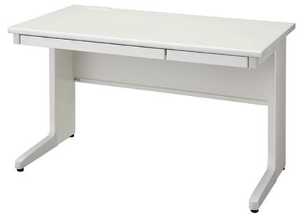 【送料無料】平机 オフィスデスク(W1200 LCSシリーズ・S35566)※お客様組立品 オフィス家具 机
