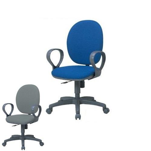 【送料無料】オフィスチェア ハイバック(TKシリーズ・TK510A)肘付き【カラー選べます】※お客様組立品