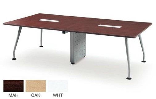 【送料無料】TPT-2412(M1)/AICOミーティングテーブルデスク/テーブル会議テーブル/大型テーブル【お客様組み立て品】【軒先渡し商品】【カラー選べます】