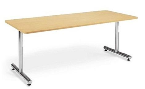 【送料無料】MT-1890Kリフレッシュテーブル/ミーティングテーブル【W1800×D900×高さ700】【選べる天板カラー全3色】会議テーブル/打ち合わせ机/ラウンジテーブル/オフィス家具