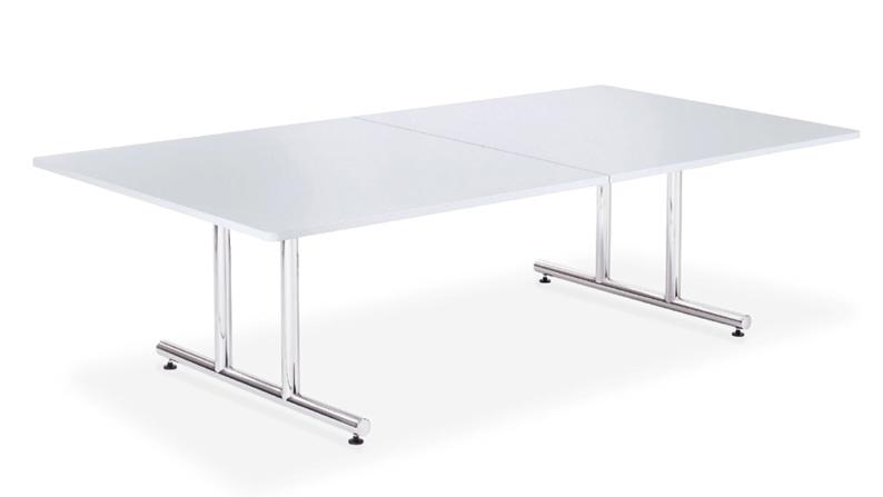【送料無料】ミーティングテーブルWTテーブル会議テーブル【角形】(WT-2412KM1)【カラー選べます】