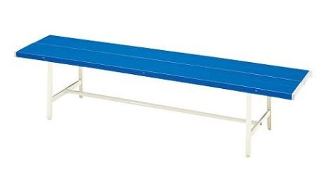 【送料無料】B-4(1500)カラーベンチロビーチェア・背無し・W1506ガーデン家具/チェア/ベンチ※お客様組立品