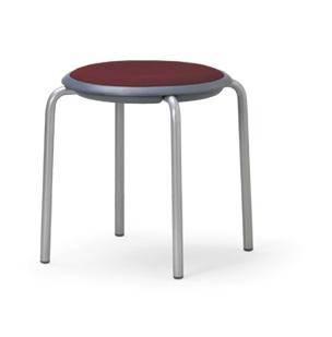 【送料無料】MC-150G/スタッキングチェア粉体塗装タイプ 【座面/素材・カラー選べます】オフィス家具 会議 チェア/椅子