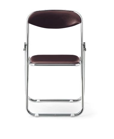 カラー選べます メーカー品 送料無料 北海道 沖縄県 離島への配送は有料となります 6脚セット チェア オフィス家具 集会に最適 激安通販 椅子ミーティング 引出物 会議 折畳みパイプ椅子クロームメッキタイプスライド式ビニールレザー張り