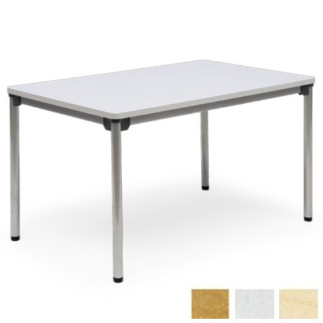 【送料無料】ミーティングテーブル(AS-1275M1)【天板カラー選べます】会議用テーブル・棚無し