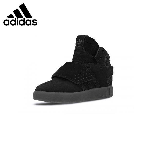 アディダス adidas キッズ ジュニア スニーカー 子供靴 BB0401 adiFIT TUBULAR INVADER STRAP I US10K F27 UK9 2/1K 約16.5 アウトレット[並行輸入品]【キッズ ジュニア 子供靴 スニーカー ブランド】