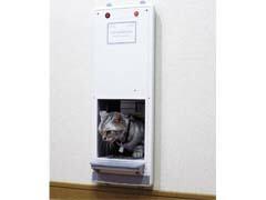 サカイペット産業 ペットオートマチックドア W216×H585mm [ 小型犬 中型犬 猫用 ] ペット・ペットグッズ 猫用品・猫 ベッド・マット ペットドア