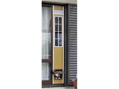 サカイペット産業 フリーペットドアDX DFM-1750 木目 W220×H267mm [ ペットドア ペットゲート 小型犬 中型犬 猫用 ] ペット・ペットグッズ 猫用品・猫 ベッド・マット ペットドア
