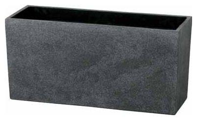 ワイドポット ファストーソ(大)グレー W700×H320 [ ポット プランター プランターボックス 大型 おしゃれ 深型 大鉢 長方形 モダン 鉢植え プラスチック 陶器 横長 園芸 植木鉢 スクエア 庭 ] 花・ガーデン・DIY ガーデニング プランター プランターボックス