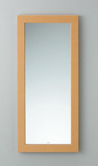 TOTO 化粧鏡(木製フレームタイプ)YM300F 【smtb-kd】 W360×D26.5×H800mm [ 鏡 かがみ カガミ ミラー 姿見 姿見鏡 インテリア 壁掛け トイレ 洗面所 diy 家具 生活日用品 通販 ]
