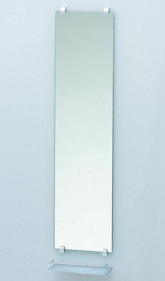 TOTO 化粧鏡と棚のセット YMK11KS3 【smtb-kd】 鏡:W200×D5×H800mm 棚:W200×D85×H53mm [ 鏡 かがみ カガミ ミラー 姿見 姿見鏡 インテリア 壁掛け トイレ 洗面所 diy 家具 生活日用品 通販 ]
