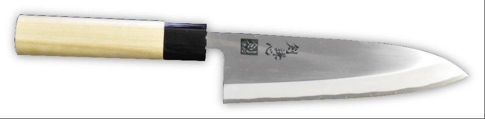 剣謙心 出刃包丁 270mm 朴柄 TDD-270-P-K