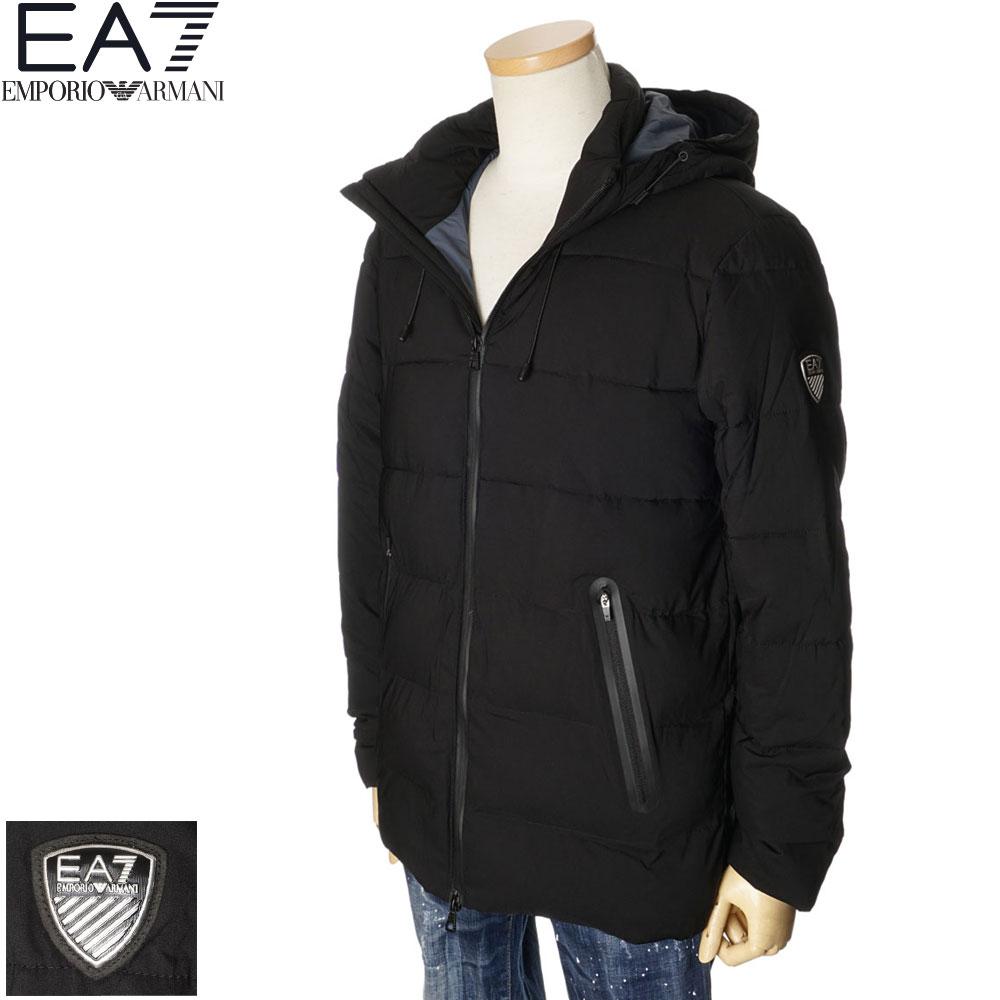 エンポリオアルマーニ エンポリオ アルマーニ 中綿ジャケット メンズ EMPORIO 驚きの値段 PNB7Z S-3XL ブラック 安全 ARMANI 6GPB23 ARDOR7