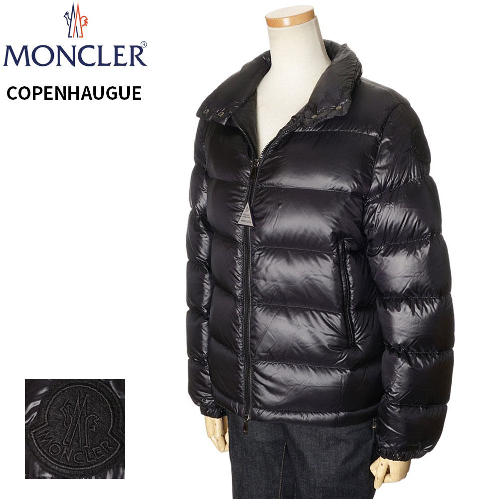 モンクレール MONCLER ダウンジャケット レディース ブラック 0/1/2 093 4536900 C0183 COPENHAGUE