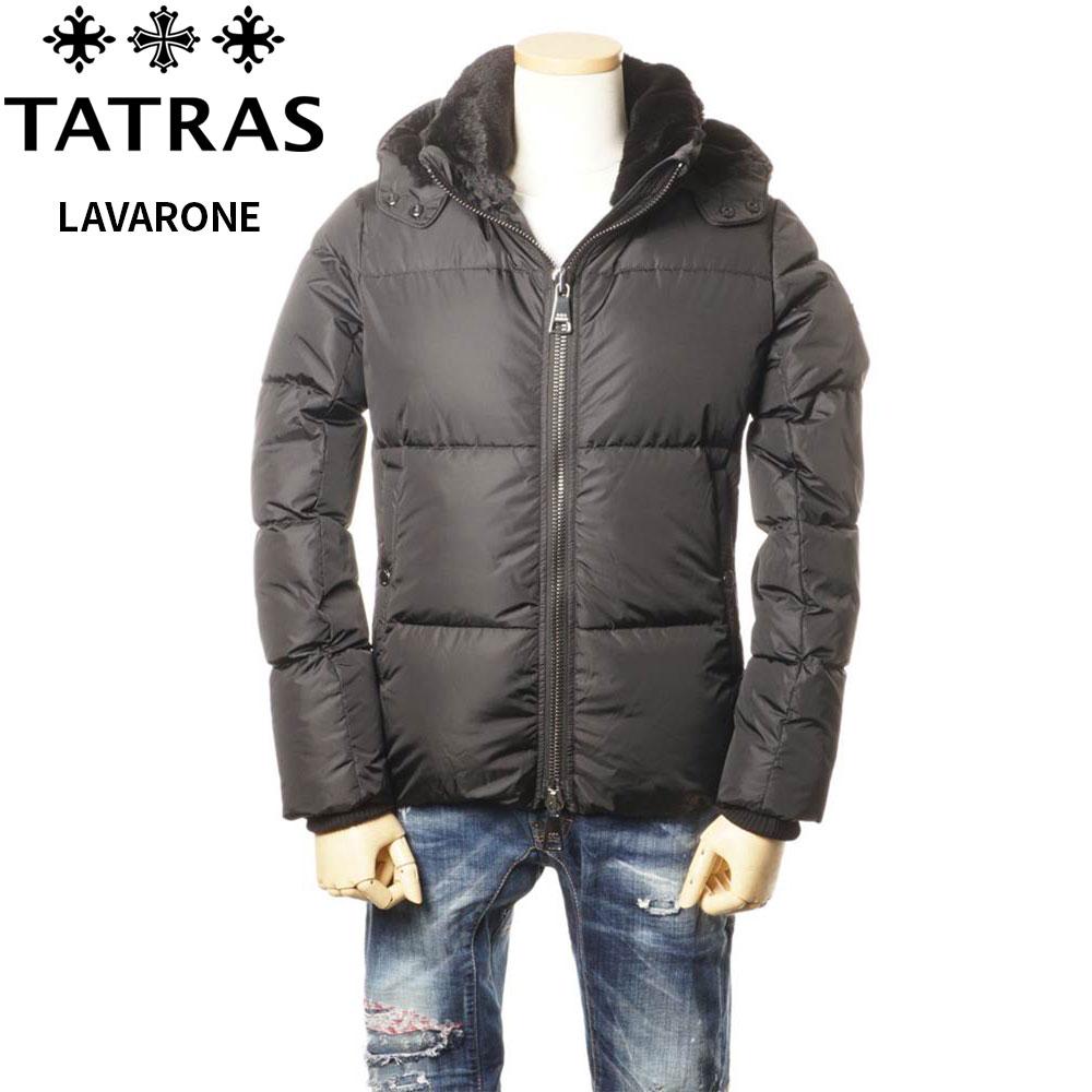 タトラス TATRAS ダウンジャケット メンズ ブラック 1/2/3/4/5 LAVARONE 4158