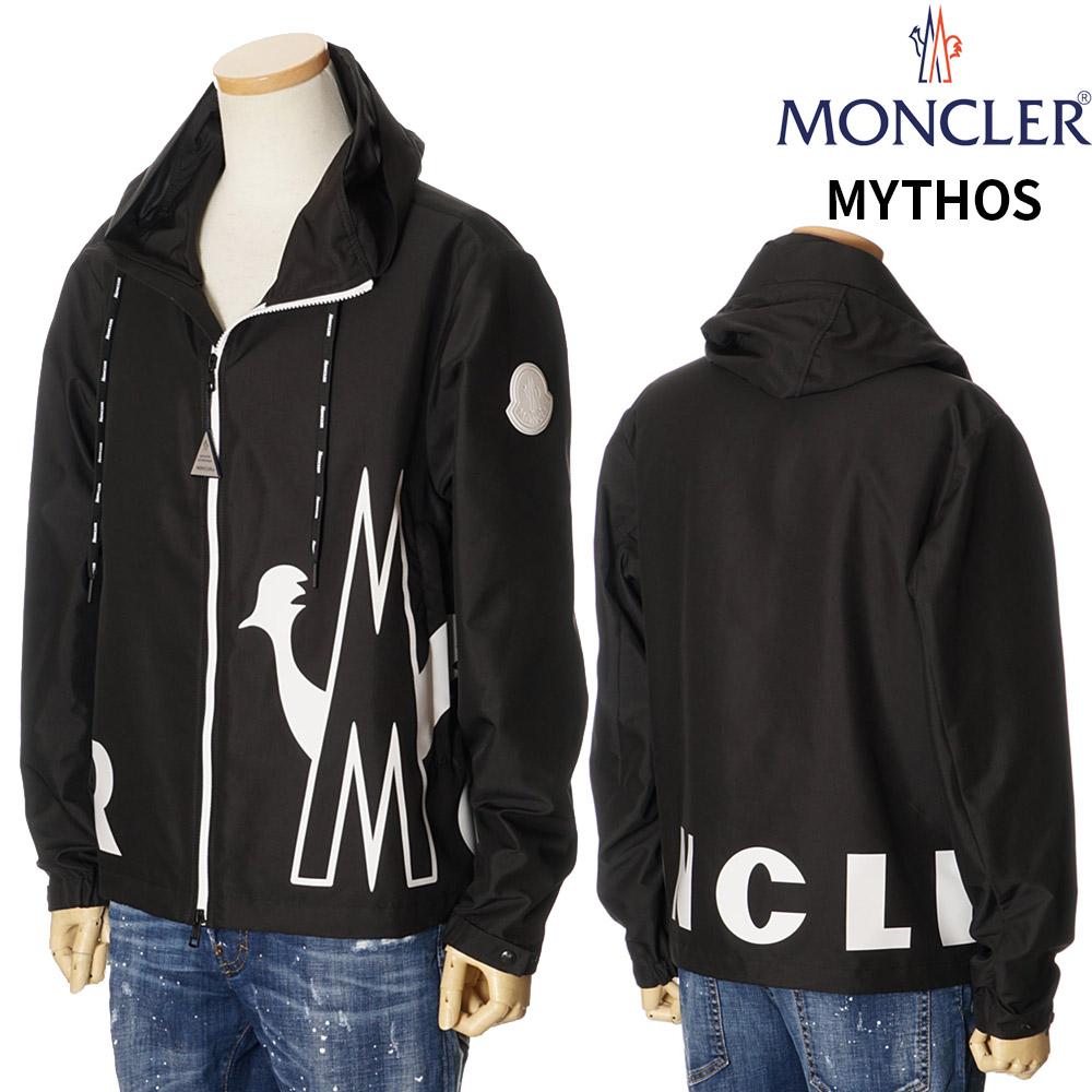 モンクレール MONCLER ナイロンジャケット メンズ ブラック 1/2/3/4/5 091 1A71500 549ML MYTHOS