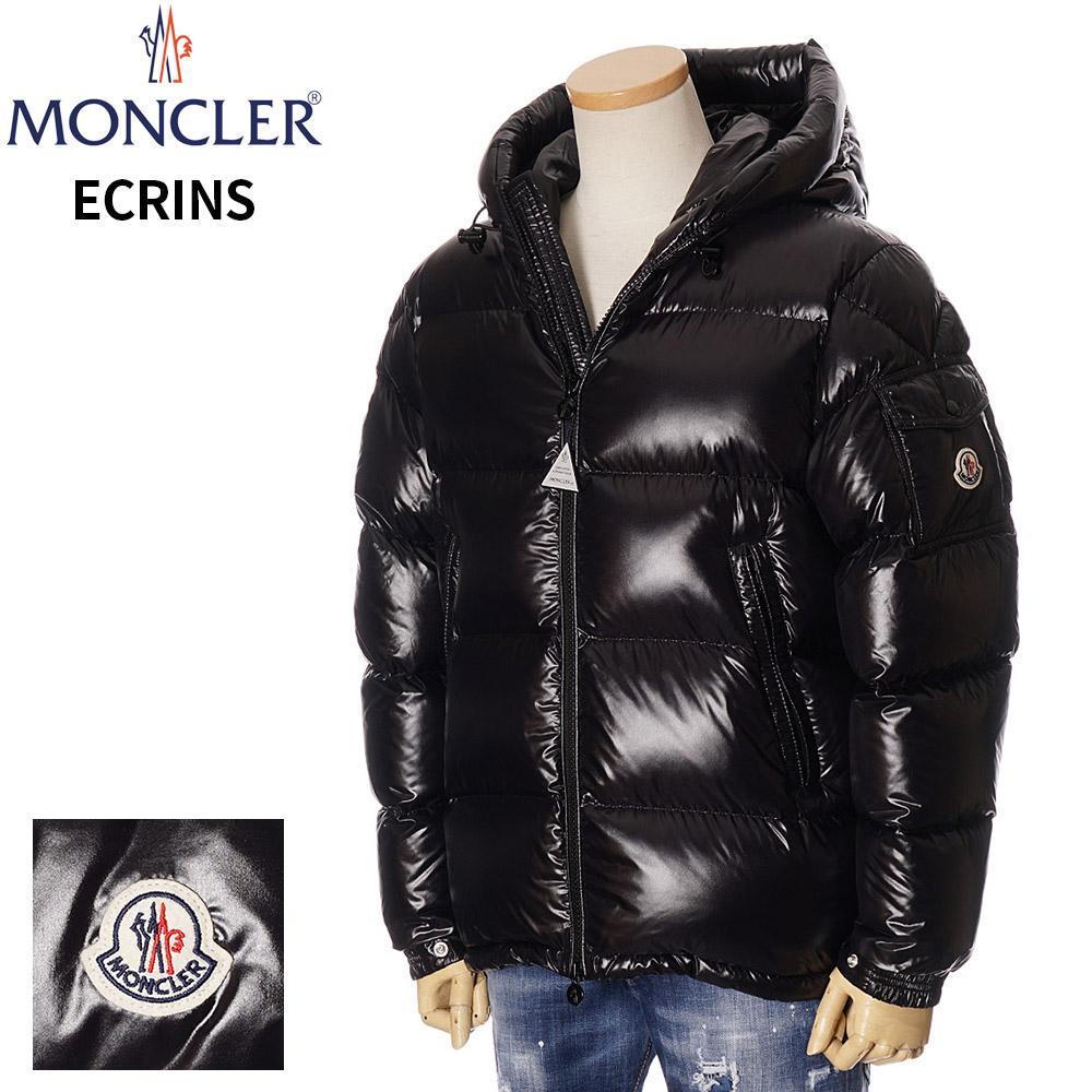 モンクレール ダウン メンズ MONCLER ジャケット ECRINS ブラック 1/2/3/4/5 091 1A54500 68950