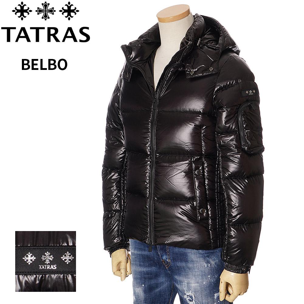 タトラス ダウン メンズ TATRAS ベルボ ジャケット ブラック/ネイビー 1/2/3/4/5/6 BELBO 4562