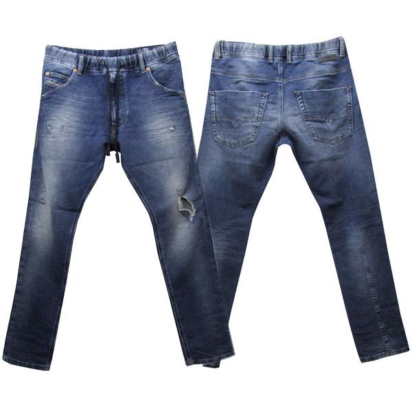 DIESEL カジュアルパンツ メンズ Jogg Jeans ブルー系 28-38 00CYKI 084TZ 01 [60038]